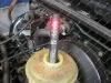 Galinių stabdžių remontas Audi 80 B4 automobiliui Servise 007