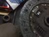 Sankabos keitimas, diskatoriaus, sankabos disko ir išminamojo guolio keitimas