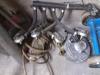 Išimti senieji olandiškos dujų įrangos AG komponentai