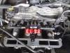 Išmontuota AG dujų įranga ir montuojami nauji dujų purkštukai