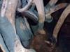 Vidinės granatos keitimas, išorinės granatos keitimas, plyšusios granatos gumos keitimas