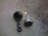 Subyrėjusi išorinė granata
