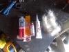Medžiagos naudojamos kuro bako remontui