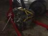 Honda CRX variklio keitimas