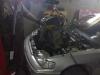 Įkeliamas naujas CRX variklis