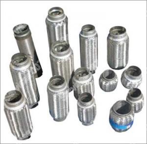 Įvairūs gofros ilgiai ir diametrai, ilgesnės ir trumpesnės išmetimo sistemos gofros