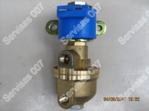 Dujų įrangos magnetinis vožtuvas ir dujų filtras