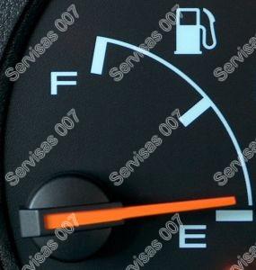 Dujų įranga ir benzinas, kas geriau?