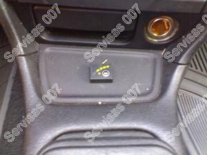 Dujų mygtukas su dujų lygio rodymu - STAG dujų sistema