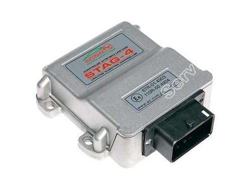 Stag 4 tiesioginio įpurškimo dujų kompiuteris