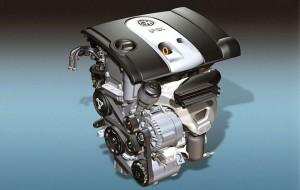 FSI variklis ir dujų montavimas į FSI