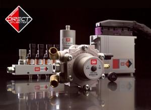 BRC dujų įranga į FSI variklius