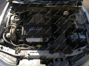 Mitsubishi Galant 2.5 V6 - sumontuota STAG 300-6 Plus dujinė įranga