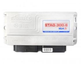 STAG 300 ISA 2 dujų įrangos elektronika