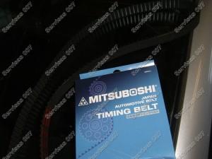 Mitsuboshi paskirstymo diržas kuris bus dedamas į Toyota D-4D variklį