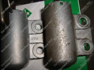 Senasis NTN hidraulinis įtempėjas ir naujasis NTN hidraulinis įtempėjas - D-4D varikliui