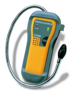 Dujų nuotėkio detektorius