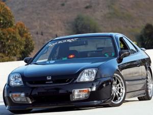 Honda Prelude automobilis - 5a karta. Montuosime dujų įrangą BRC