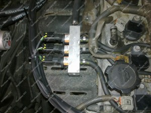BRC dujiniai purkštukai - BRC Plug&Drive dujų įranga