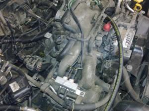 Brc Plug&Drive dujiniai purkštukai BRC suskaldyti poromis po du - Subaru Forester