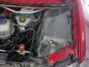BRC Elektrinis magnetas - BRC dujų įranga