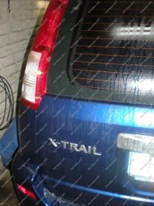 Nissan Xtrail stabdžių tvarkymas Servise 007
