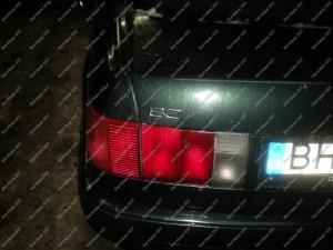 Audi 80 B4 - galinių stabdžių remontas Servise 007