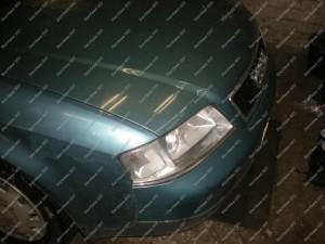 Audi A6 - mūsuose paplitęs modelis kurio galinius stabdžius pateiksime kaip pavyzdį šiame straipsnyje;