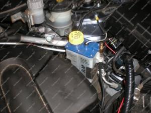 Vožtuvų tepimo sistema JLM naudojama Honda FRV automobilyje sumontuota Servise 007