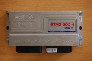 STAG 300-4 ISA2 dujų įrangos montavimas Servise 007