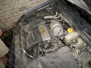 Opel Dyzelinių variklių užsikimšę įsiurbimo kolektoriai