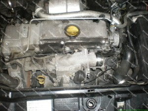 Opel dyzelinių variklių užsikimšę įsiurbimo kolektoriais prieš valymą Servise 007