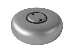 Toroidinis dujų balionas arba dujų balionas vietoje atsarginio rato;