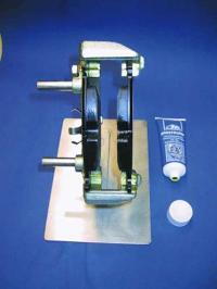 ATE Plastilube tepalas naudojamas kad nestrigtų stabdžių kaladėlės