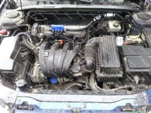 Peugeot 406 riedantis dujomis su OMVL REG FAST - puikus variantas ir dujų įrangos komplektacija
