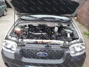 Baracuda dujų purkštukai sumontuoti į Ford Maverick