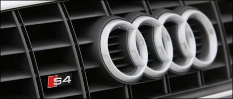 Dujų įrangos BRC montavimas į Audi S4