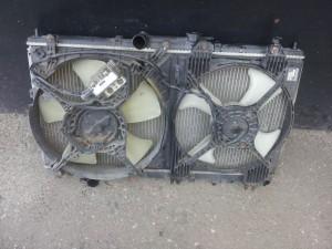 Senas išimtas radiatorius