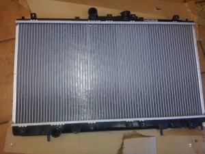 Naujas Nissens aušinimo radiatorius kurį keisime Servise 007