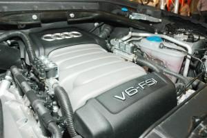 Dujų įrangos Stag 400 DPI montavimas į V6 FSI