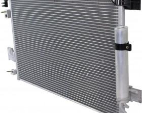 Kondicionieriaus radiatoriaus keitimas Servise 007