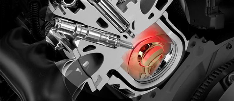 Stag 400 DPI dujų įranga ir jos montavimas į FSI, TSI, TFSI