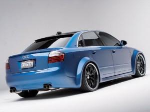 Dujų įrangos Stag QMax Plus montavimas į Audi S4 4.2 V8