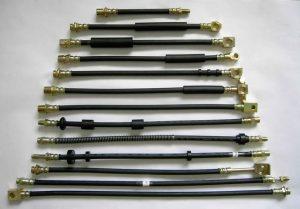 Įvairaus ilgio ir tipų stabdžių šlangelės keičiamos Servise 007
