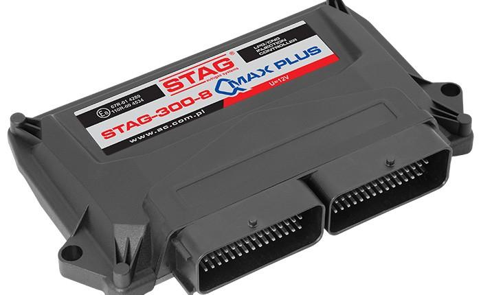 STAG QMAX PLUS dujų valdymo blokas