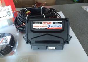 Stag QMax Plus dujų įrangos montavimas Servise 007