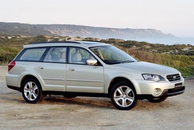 Dujų įrangos montavimas Servise 007 į Subaru Outback