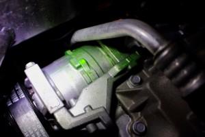 Leidžiantis kondicionieriaus kompresorius