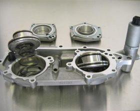 BMW Vanos remontas - remontinių gumelių komplekto sudėjimas