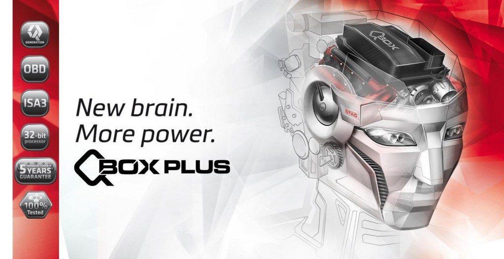 Stag QBox Plus dujų įrangos montavimas Servise 007
